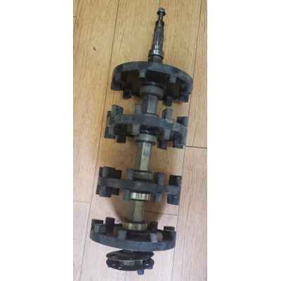 YAMAHA VENTURE RS 2009 AXLE FRONT 8HF-47511-00-00